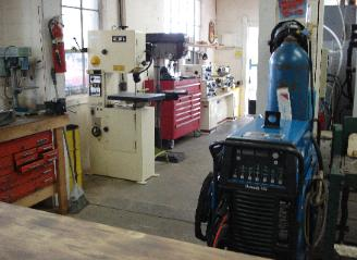 Rsport provides In house welding and fabrication services